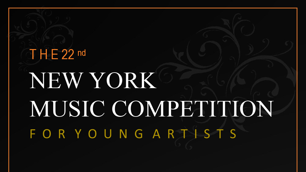 2019 New York Music Competition – YWCA of Queens